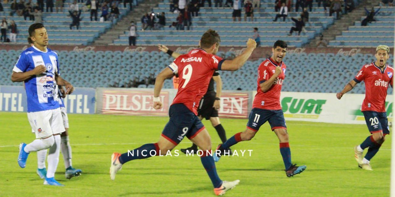 Tres goles tricolores para asegurarse la Tabla Anual