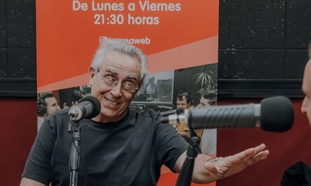 """""""Lacalle Pou es un tipo abierto y bien intencionado, el tema son los que le rodean"""". Alfredo García"""