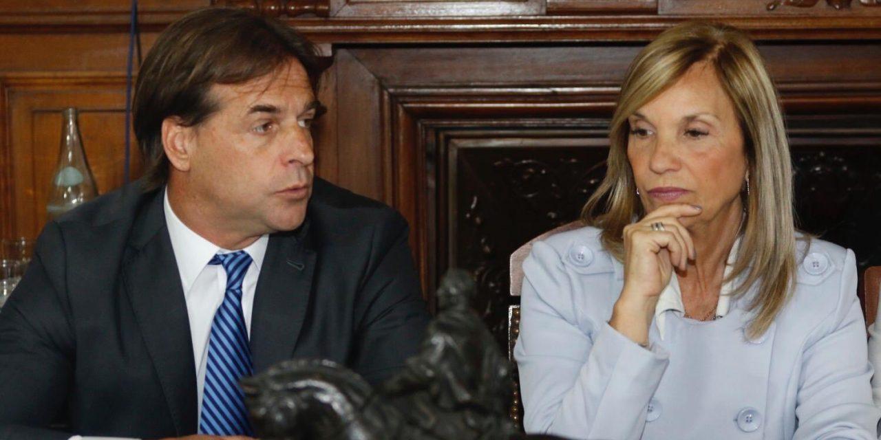 Argimón renunció a la presidencia del directorio nacionalista