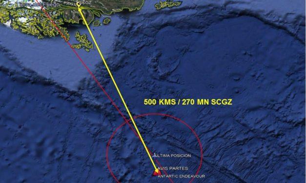 Hallan restos de una aeronave a 30 kilómetros de la última posición del Hércules chileno