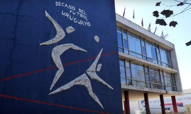 Nacional denunció la amenaza de muerte al jugador Matías Viña a través de redes sociales