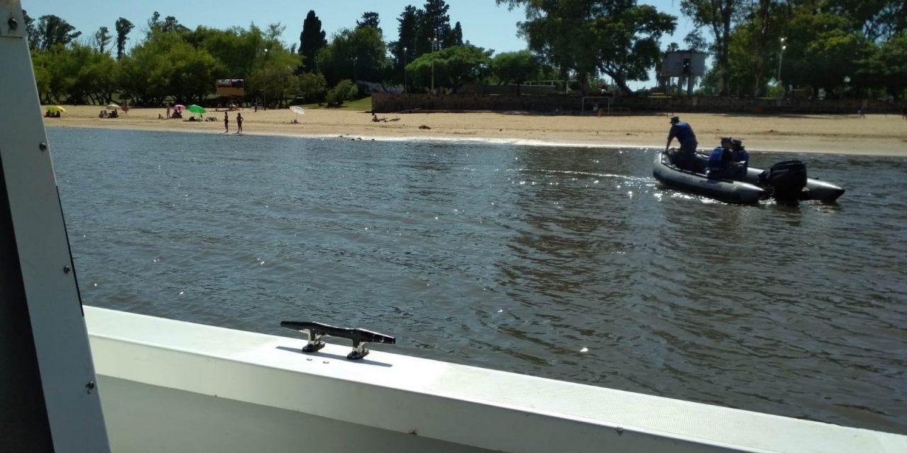Apareció el cuerpo de la joven argentina ahogada en Paysandú