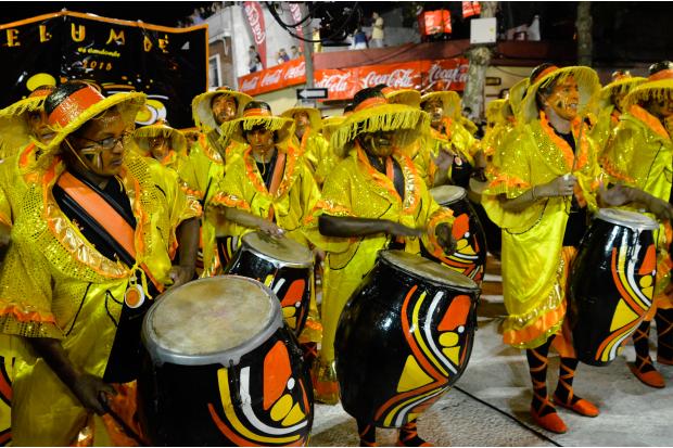 Precios para el desfile de Llamadas en barrios Sur y Palermo