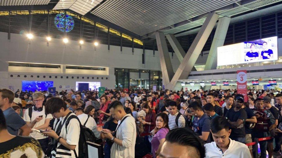 Los seis uruguayos varados en Manila arribaron a Malasia