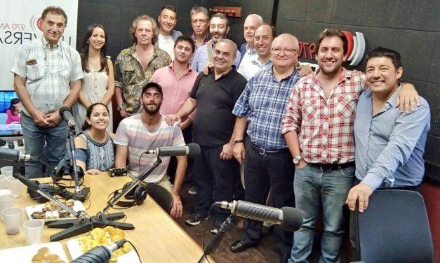Aldo Silva se despidió de 970 Universal con un cierre de Fuentes Confiables emotivo
