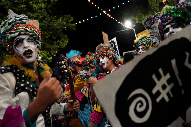 El carnaval desde adentro: la columna de Fernando Tetes