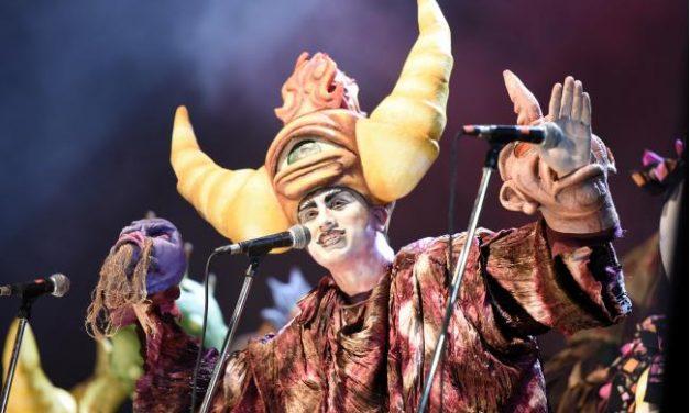 Comienza el carnaval en el Teatro de Verano