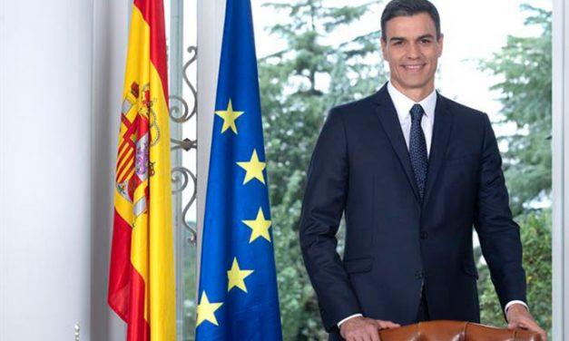 Pedro Sánchez electo Presidente en España que supera el bloqueo