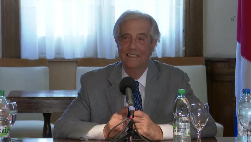 Vázquez anuncia aprobación de extensión de IMAE en Hospital de Tacuarembó