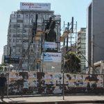 El monumento a Manuel Oribe fue trasladado al lugar donde originalmente se iba a instalar