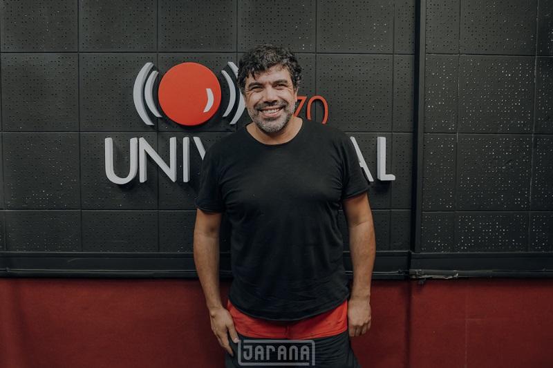 """""""Me parece penoso que Moreira sea candidato del Partido Nacional en las departamentales""""."""