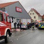 Decenas de personas fueron heridas por atropello masivo en Alemania