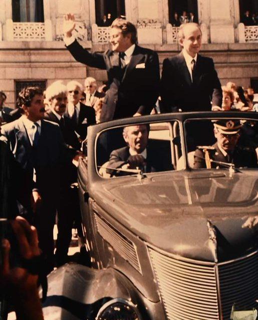 Historia: Cómo el Ford del '37 usado por Herrera será un factor democratizador en la asunción de Lacalle Pou