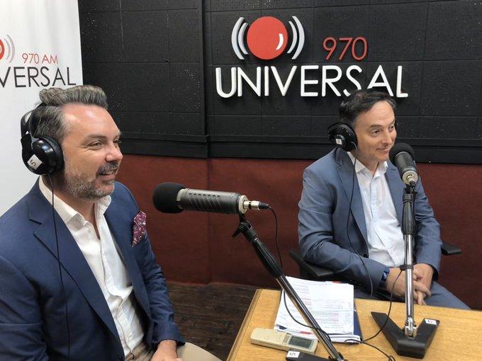 Ian Duddy, embajador británico, y su pareja: su historia de amor, sus costumbres y refranes y los pendientes en su último año en Uruguay