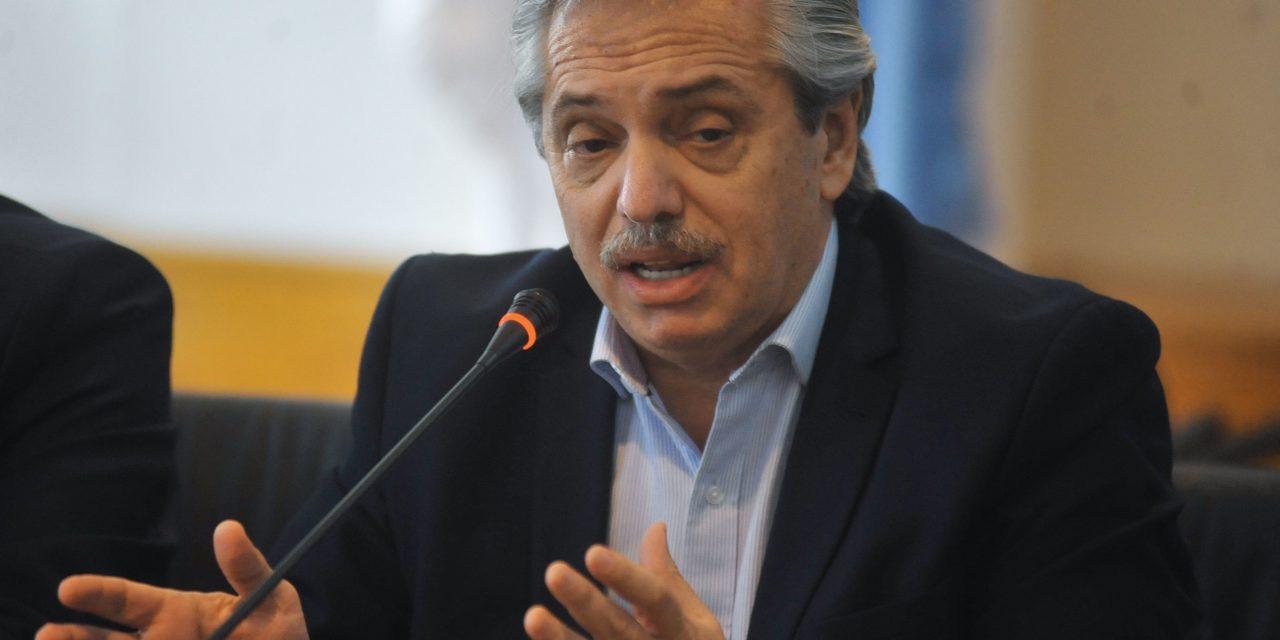 Bolsonaro le propuso a Alberto Fernández reunirse el 1 de marzo en Montevideo en la asunción de Lacalle Pou
