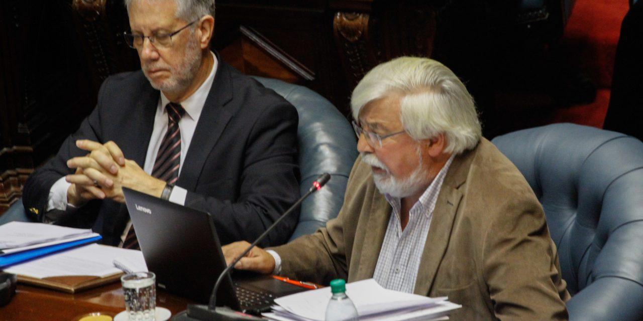 Eduardo Bonomi y Jorge Vázquez no tendrán custodia a partir del 1º de marzo