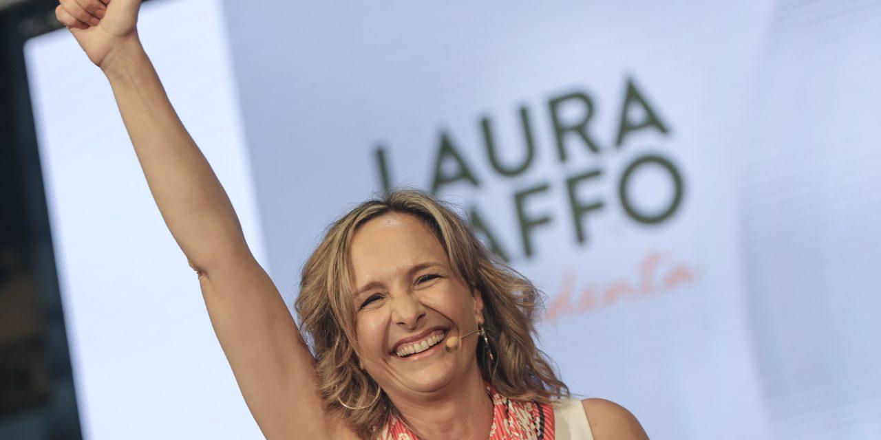 Laura Raffo propuso trabajar en coordinación con el Ministerio del Interior para mejorar la seguridad en Montevideo
