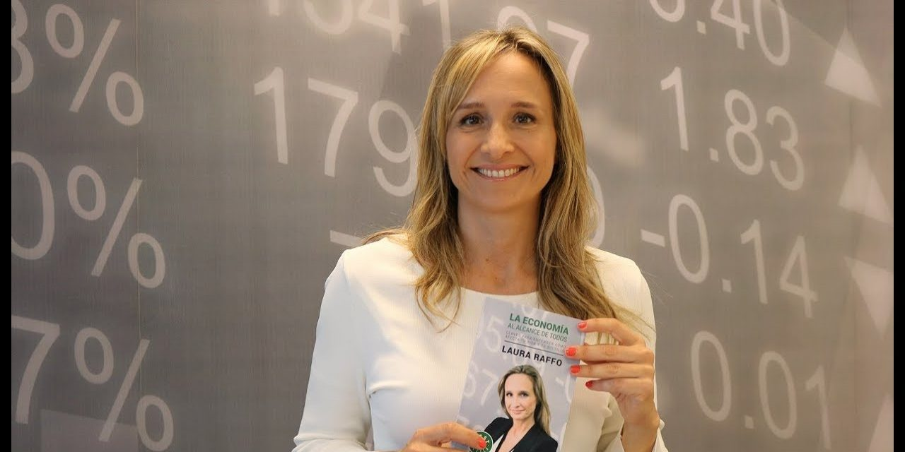 Laura Raffo es candidata a la Intendencia de Montevideo por la coalición multicolor