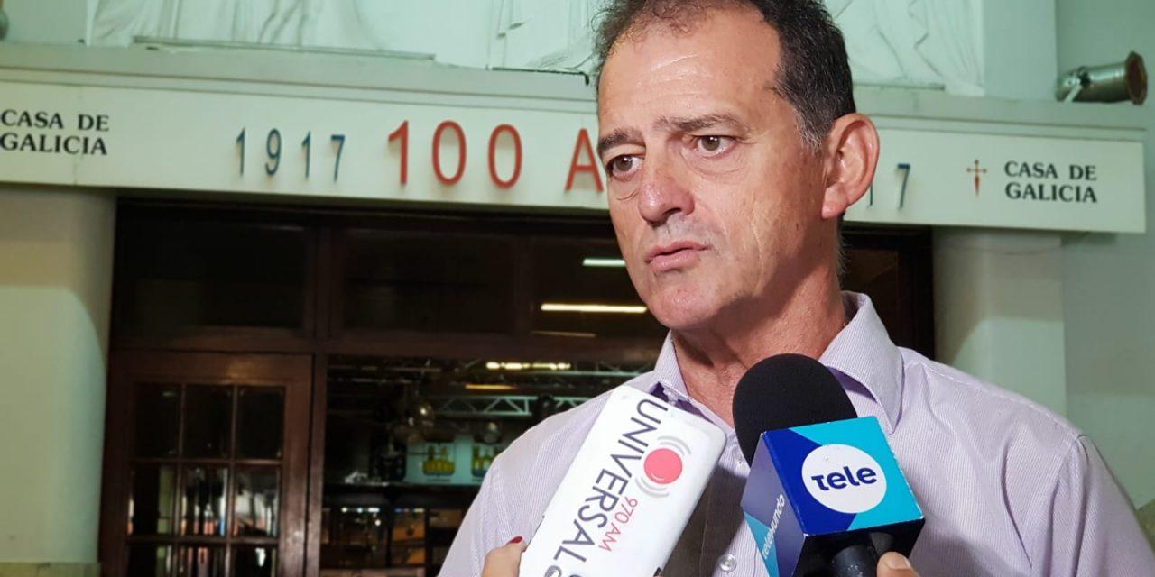 """Manini Ríos: """"Montevideo es un gigantesco basural"""""""