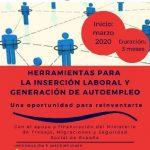 La Cámara Española lanzó curso de inserción laboral y generación de autoempleo