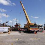 Si se detiene obra de Ferrocarril Central el Estado deberá pagar 400 mil dólares por día a constructoras