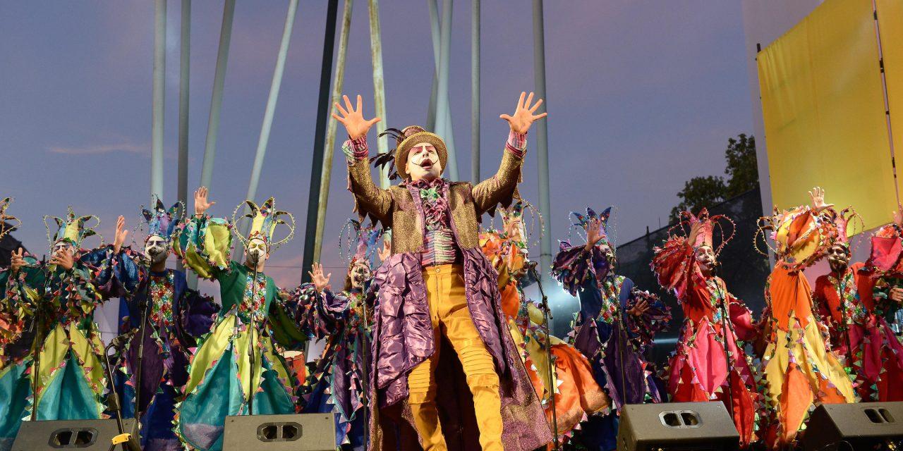 Ganadores Carnaval 2020: Agarrate Catalina, Los Muchachos, Tronar de Tambores, Los Choby's y Tabú