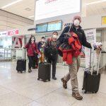 LLegarán dos nuevos vuelos desde Alemania y Australia con uruguayos