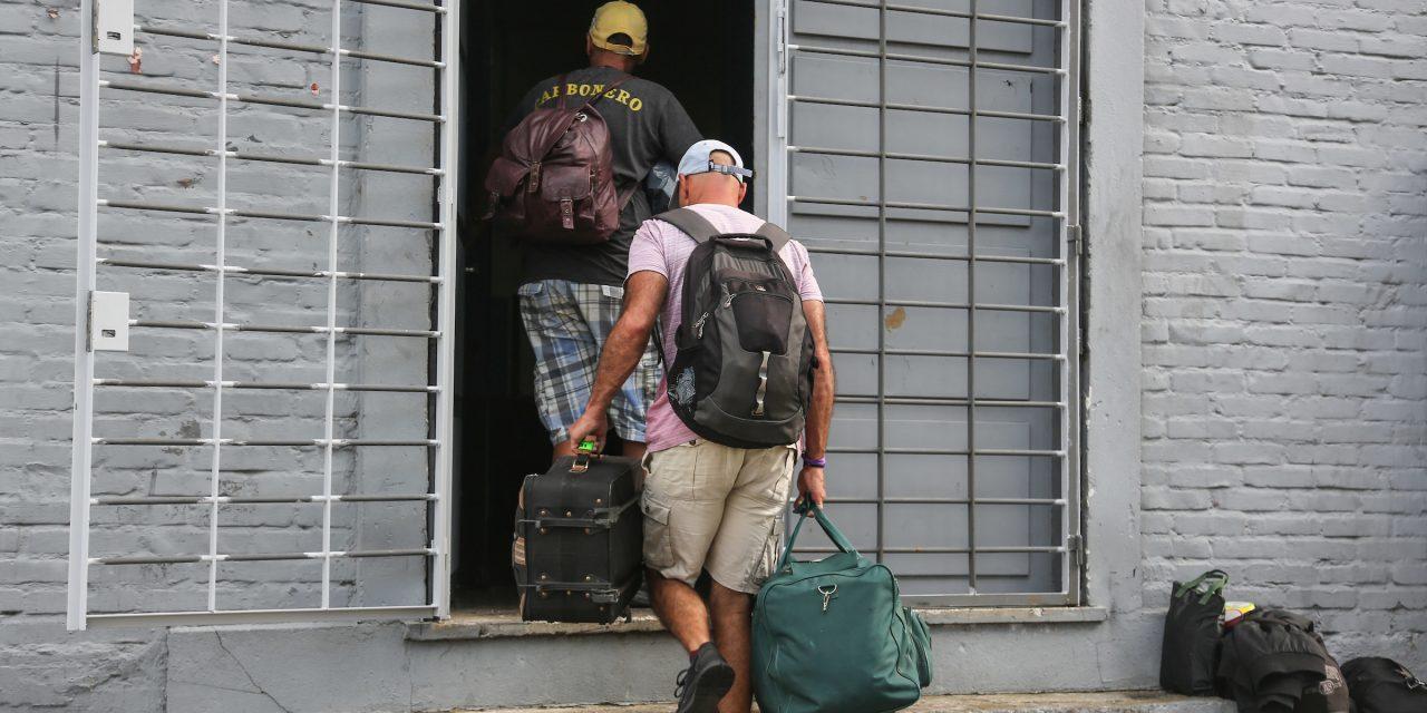 """Mides: """"no se puede forzar"""" a que personas en situación de calle vayan a refugios"""