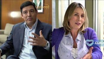 ¿Qué palabras tuvo Aldo Silva para el debut de Claudia García en canal 4?
