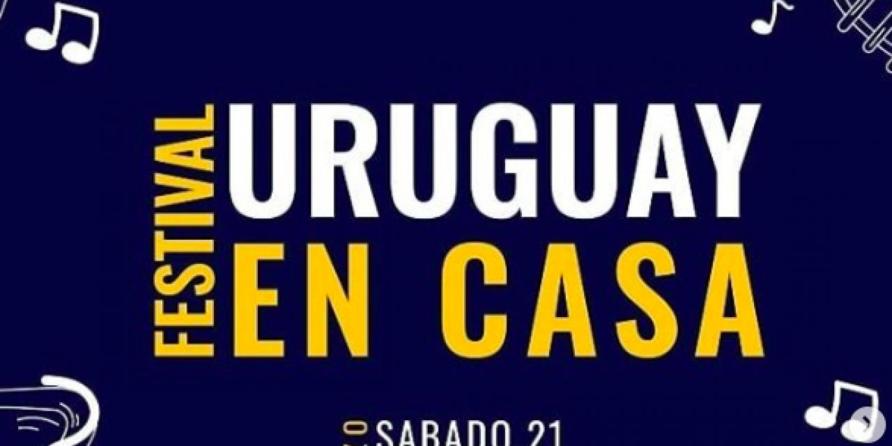 Uruguay en Casa, el festival musical online que reúne a variados artistas, desde Labarnois y Carrero a Anita Valiente