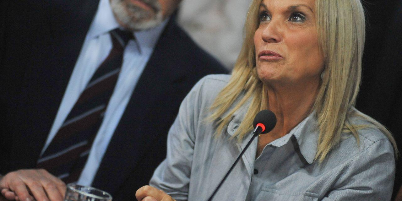 Argimón anunció la suspensión de la presentación de la ley de urgencia en Senadores