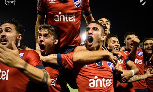 Repasá el gol de Santiago Rodríguez, el quinto más rápido en la historia de la Libertadores