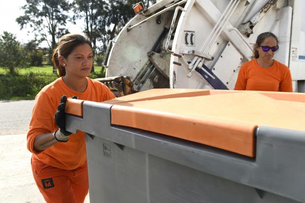 Nuevas disposiciones para el servicio de recolección de residuos