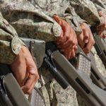 Tras patrullaje en frontera se hallaron dos cargadores de fusil AR 15