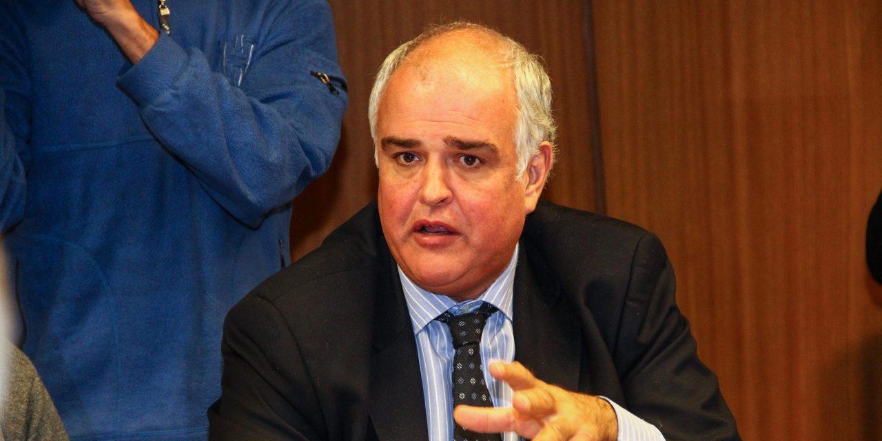 Penadés sobre LUC: «No está en tela de juicio que Ancap siga siendo una empresa pública».