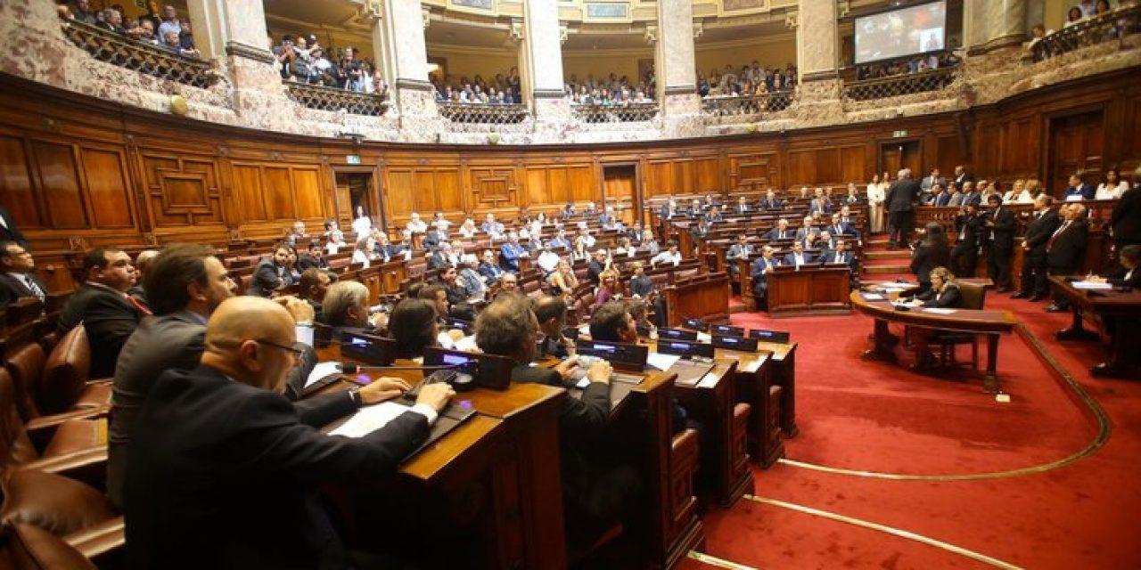 Diputados aprobó por unanimidad eliminación de la partida de prensa a partir de abril