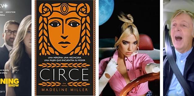 Los imperdibles culturales de esta semana: una serie, un libro y un álbum para sobrellevar la cuarentena