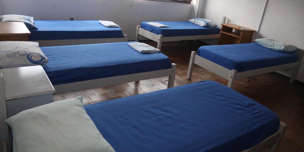 Palacio Peñarol recibirá a 50 personas en situación de calle y 28 fueron trasladadas a CAFO