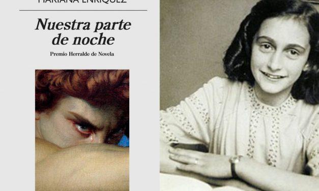 Una novela para devorar en la última columna de Elena Risso