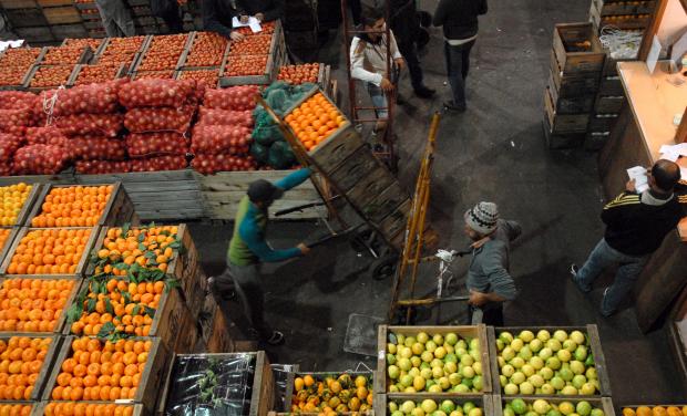 Los detalles sobre la actividad del Mercado Modelo y la comercialización de frutas y verduras