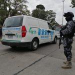 Asesinaron a tres infantes de marina, al momento no hay detenidos