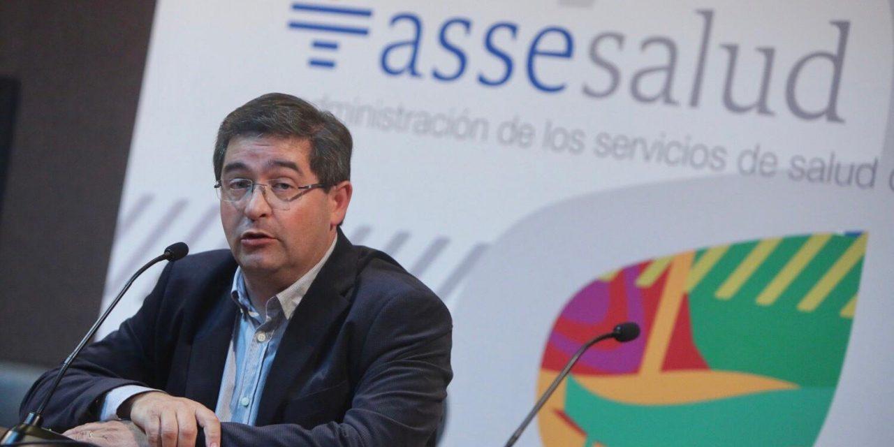 Fernando Silva no será Director de la regional Oeste de ASSE tras polémica por sus dichos