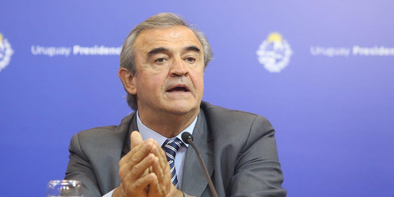 """""""No vamos de prepo ni a generar una situación de violencia"""" dijo Larrañaga en recorrida junto al Mides"""