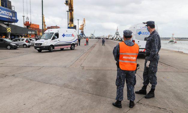 Suntma pide activar protocolo sanitario en Puerto del Buceo ante posibles casos Covid19