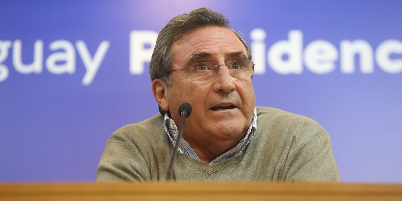 Armando Castaingdebat no continuará en el Mides