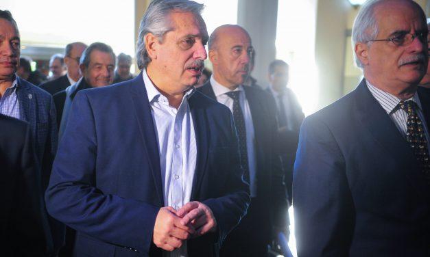 Alberto Fernández endurece su discurso y se posiciona del lado de la clase trabajadora