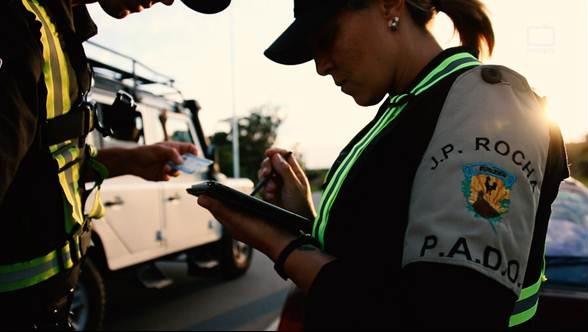 En Rocha comenzaron hoy los operativos de control vehicular y de personas previos a semana de turismo