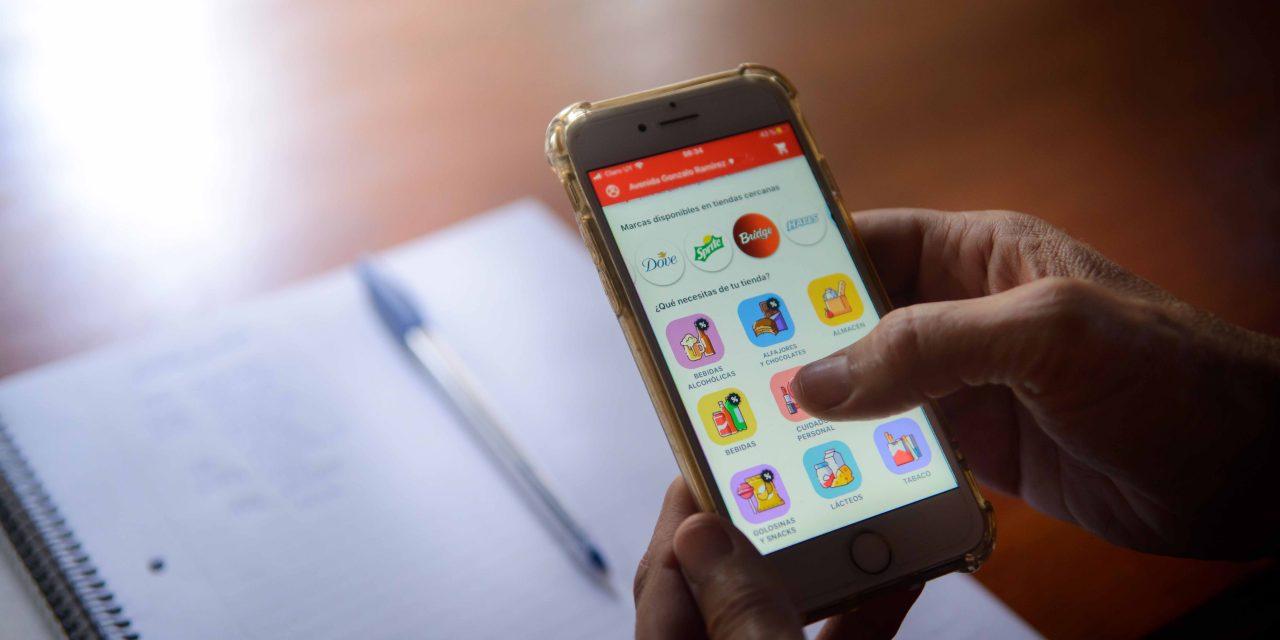 Nueva app permite que almacenes y kioscos puedan vender sus productos online de manera gratuita
