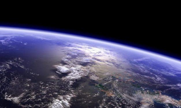 El agujero en la capa de ozono se abrió en el hemisferio norte