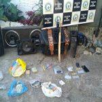 Policía de Rivera desarticuló una boca de venta de drogas